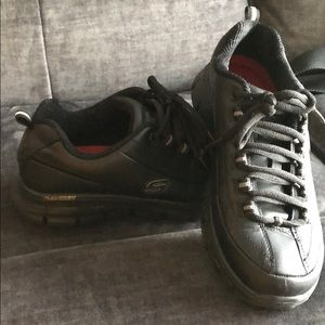 Sketchers Slip Resistant Work Shoes